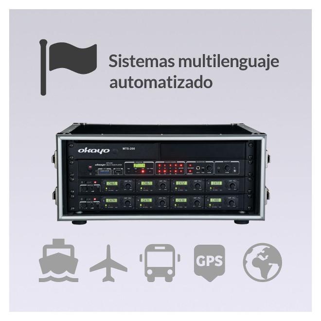 Sistemas multilenguaje automatizados
